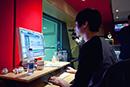 緯聖和小鬼在本次的錄音工作中也擔任了很重要的角色喔