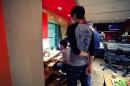 另一方面,錄音室裡面也正在準備錄音的檔案